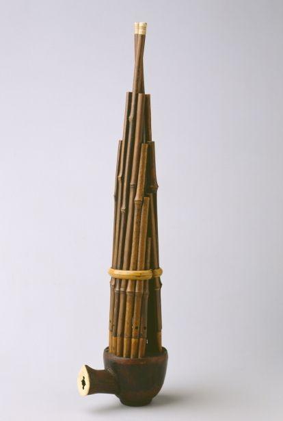 korean saenghwang similar to the chinese sheng and japanese sho