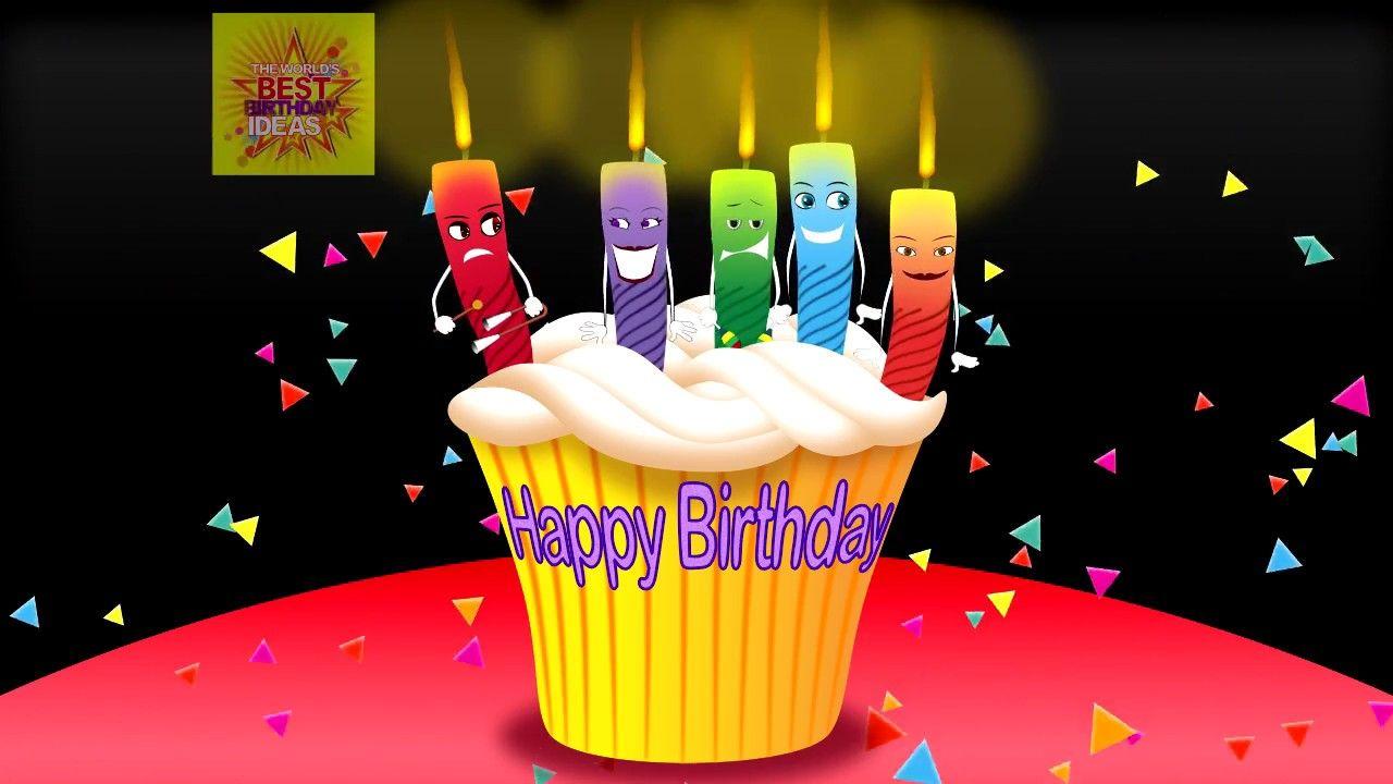 Grumpy Candles Funny Happy Birthday Greetings