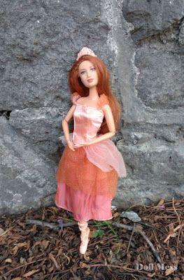 Edeline De Barbie En Las 12 Princesas Bailarinas Las 12 Princesas Bailarinas Princesas