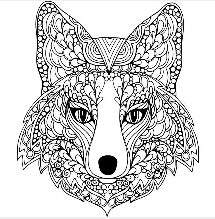 fancy mandala coloring pages - photo#21