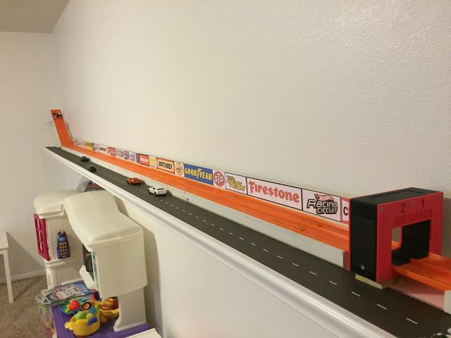 Hot Wheels Racing League How To Build a Hot Wheels Shelf