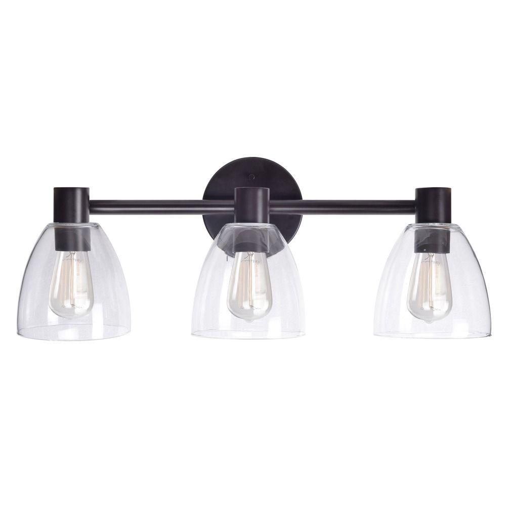 Kenroy home lighting kenroy home edis oil rubbed bronze bathroom light 92093orb