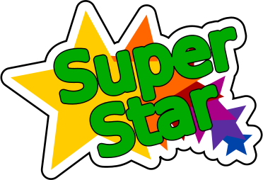 superstar clipart | All About Me☆Star Student☺ | Pinterest