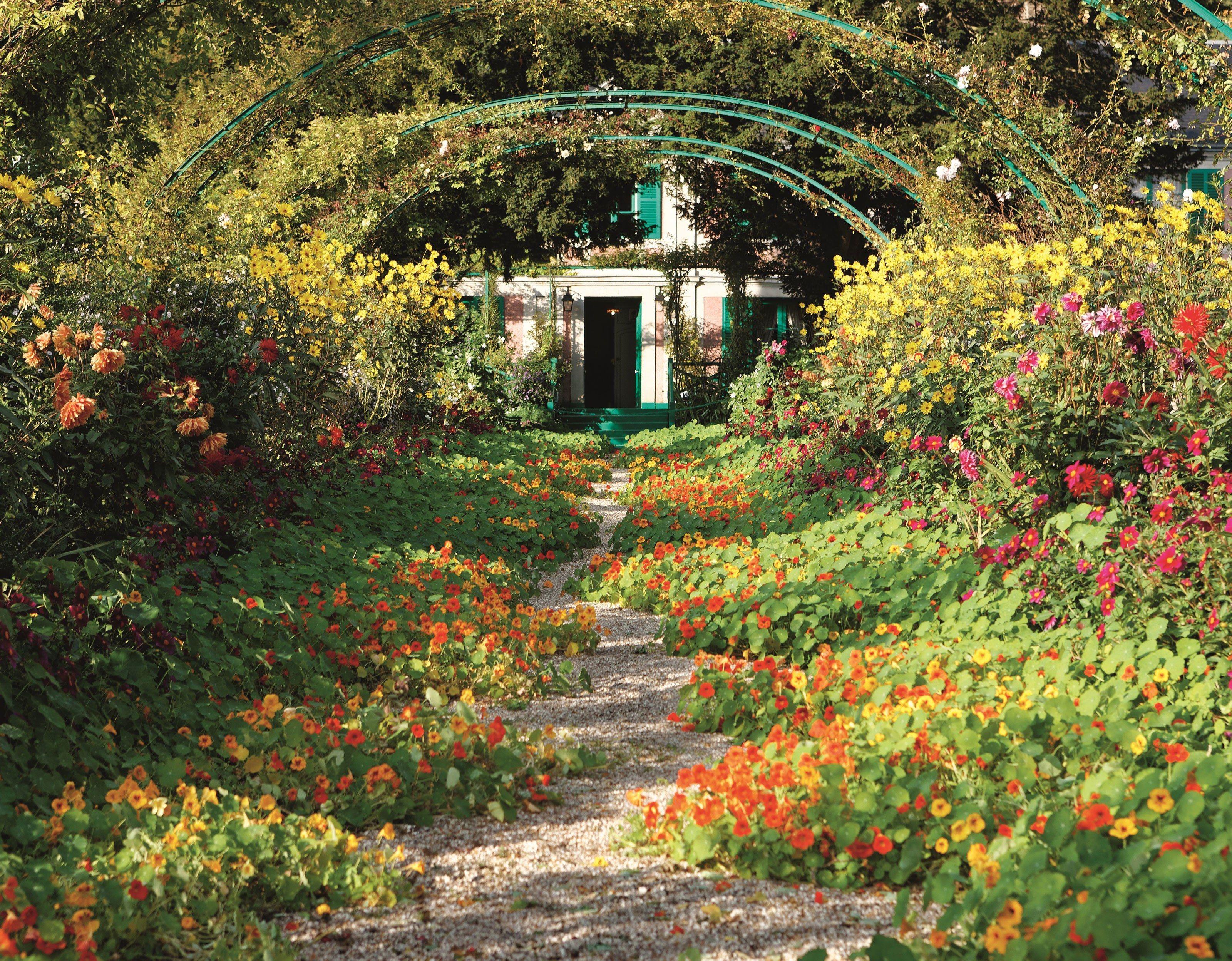 Tour Claude Monet S Incredible Gardens Bilder Tradgard