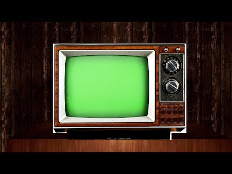 Old Tv Green Screen Pack 3 5 Videos Youtube Greenscreen Old Tv Green Screen Video Backgrounds