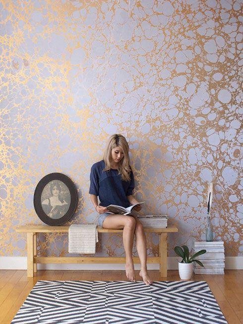 10x behang in de woonkamer | Huis | Pinterest - Doors, Slaapkamer en ...