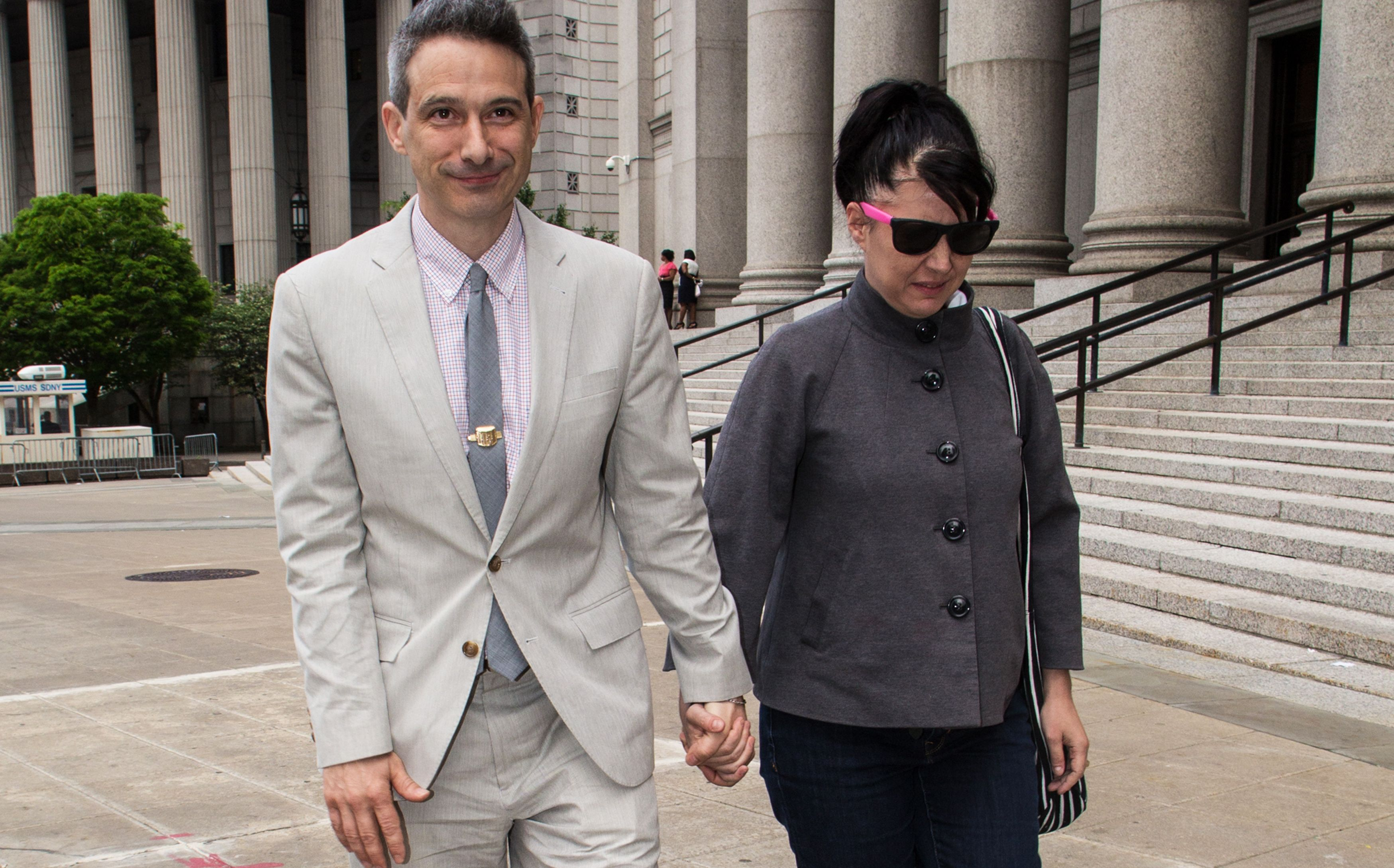 I Want To Live In A World Ruled By Adam Horovitz And Kathleen Hanna