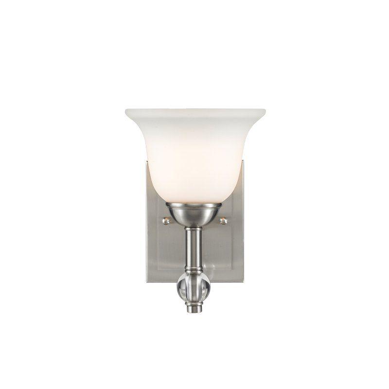 Golden Lighting Waverly PW 3500-BA1 PW Wall Sconce - 3500-BA1 PW