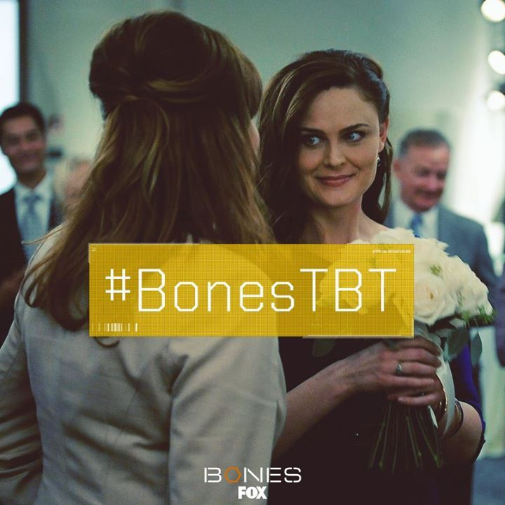 Throwback Thursday Bones Season 8 Episode The Party In The Pants