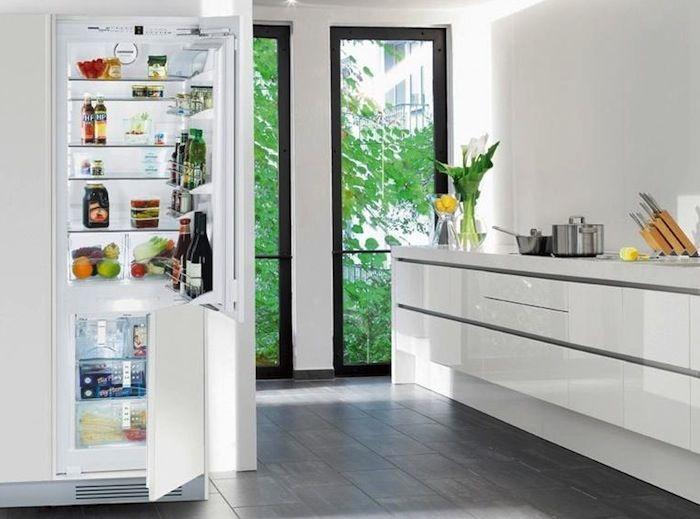 Liebherr Hc1060 Premium Plus Series 24 In Built In Fully Integrated Bottom Freezer Refrigerator With Images Outdoor Kitchen Design Home Appliances Outdoor Kitchen