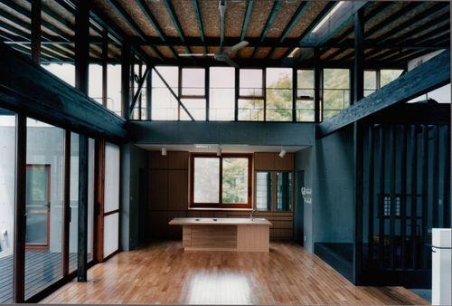 Raum Associates - Subashiri House, Shizuoka, 2000