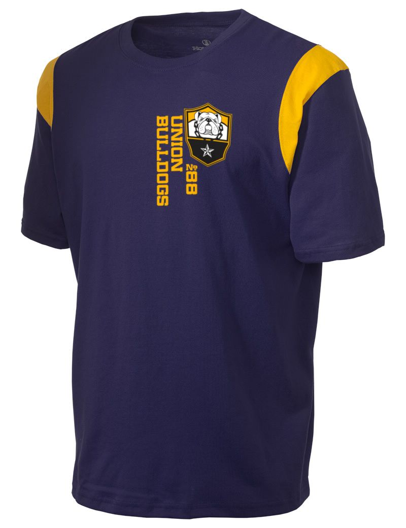 JUST ADDED! Holloway Men's Rush T-Shirt (229510). Available in 16 colors, and in all Prep Sportswear stores. Customize yours for your favorite school, college, team, and more at prepsportswear.com!