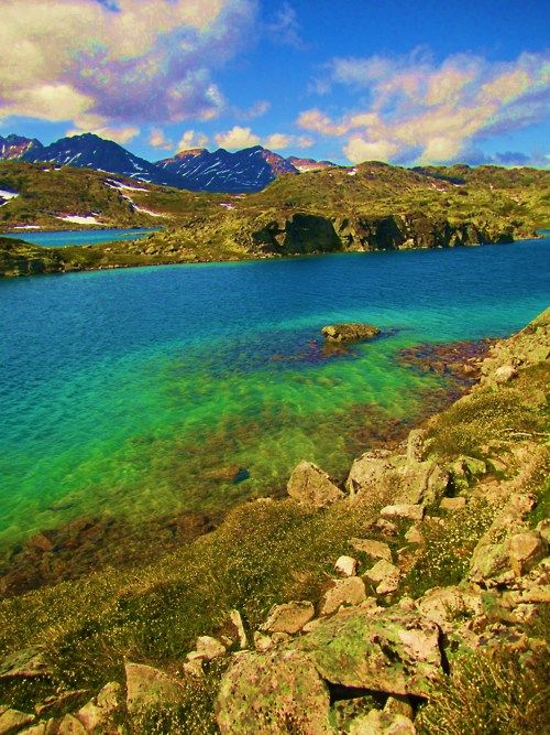 Coast To Coast Dream Hikes. Chilkoot Trail, Klondike Gold