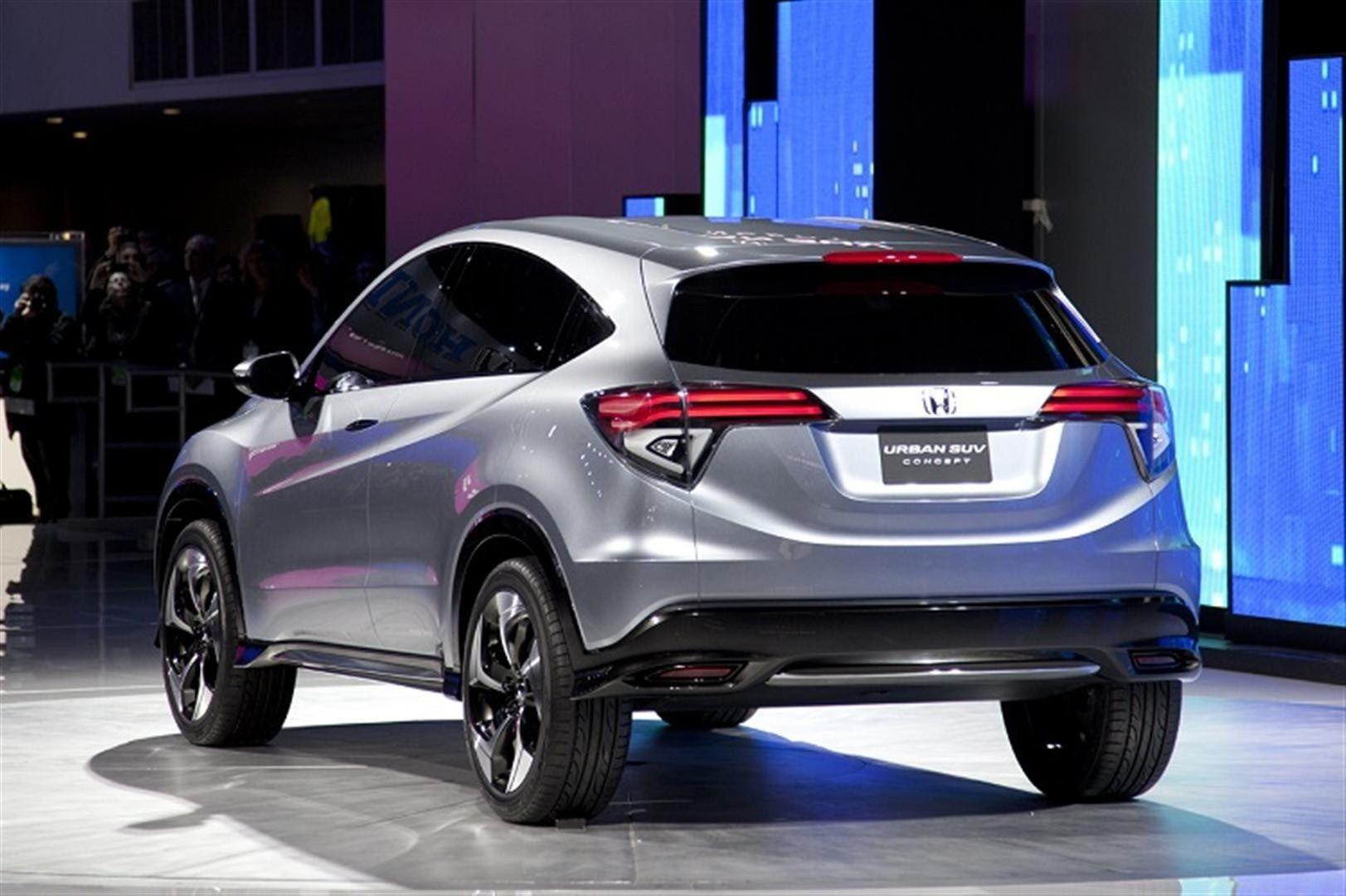 New 2020 Honda HRV Exterior Mobil, Mobil bekas
