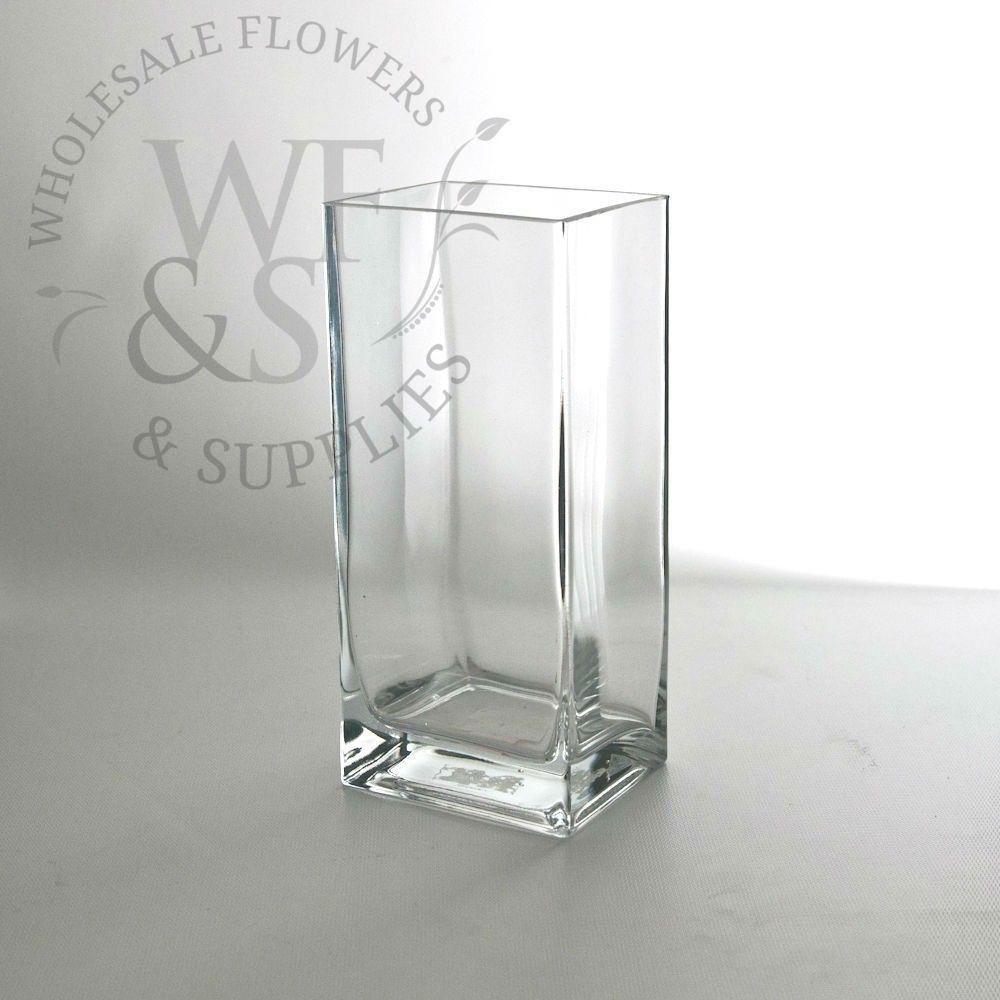 9 tall x 4 x 3 glass block vase gardening with vintagemaineai 9 tall x 4 x 3 glass block vase reviewsmspy