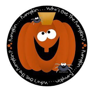 Pumpkin...Pumpkin...Who's got the pumpkin.