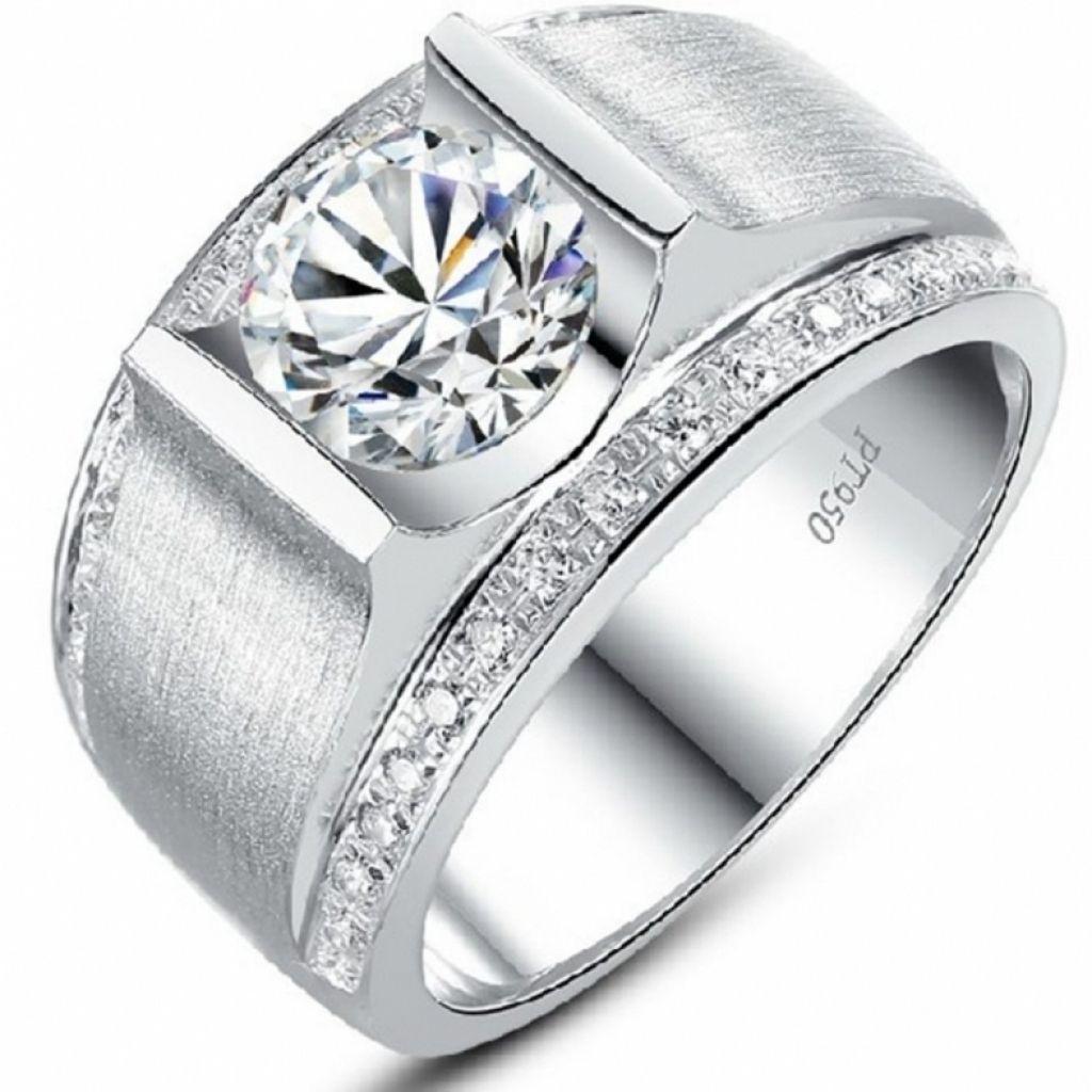 The Awesome Rings At Kmart Mens Rings Wedding Diamond Rings For Men Men Diamond Ring