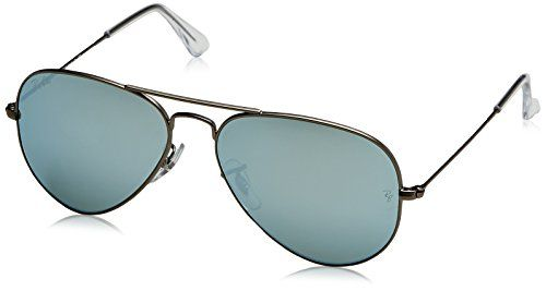 Ray Ban Rb3025 Aviator Sonnenbrille 55mm Grau 029 30 55 Mm Protective Case Included Apparel Eyewear