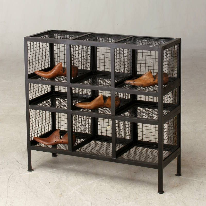 Footwear mesh shelving ATFUVF440   Look Book   Pinterest   Shelving     Footwear mesh shelving ATFUVF440