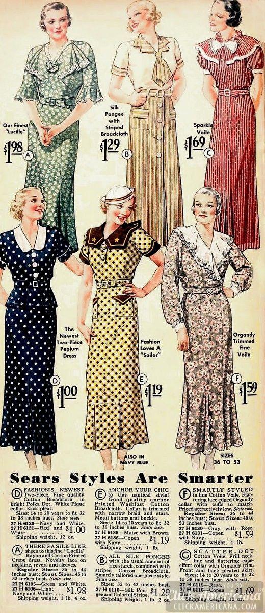 Sears Women's Fashion Dresses