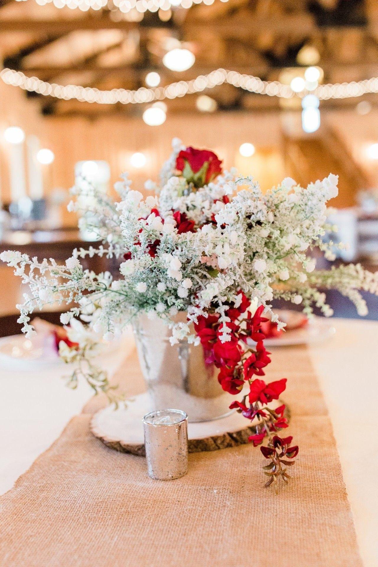 Pinehaven Wedding Venue Wedding Decor Winter Wedding