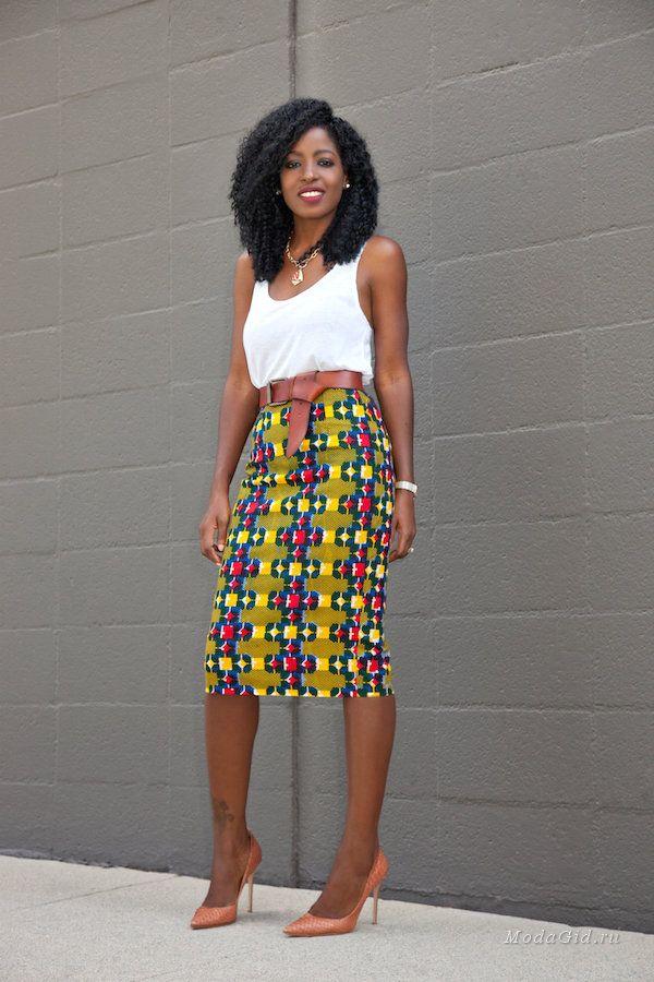 Fashion blogger Folake Kuye Huntoon: Moda Gid waysify