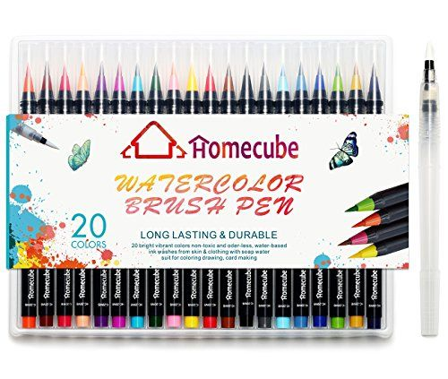 Deals Discounts You Can Snag On Amazon Now Watercolor Brush