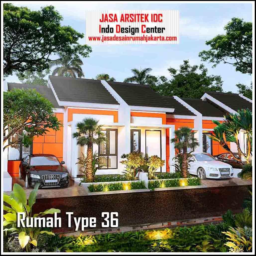 Desain Rumah Minimalis Type 36 60 2 Lantai