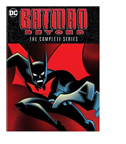 Batman Beyond The Complete Series Rpkg Dvd Terry Mcginnis Was