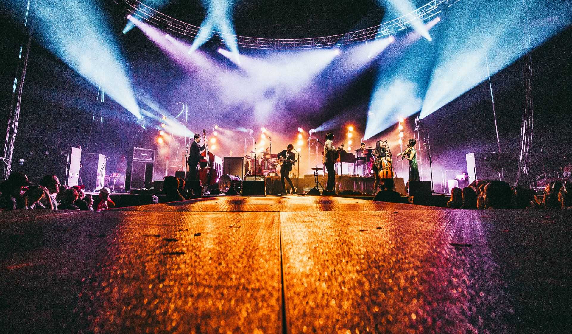 Event Management For Music Concerts