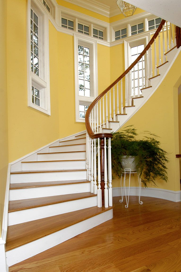 Pin by LoParco Associates, Inc. on Interior   Staircase ...