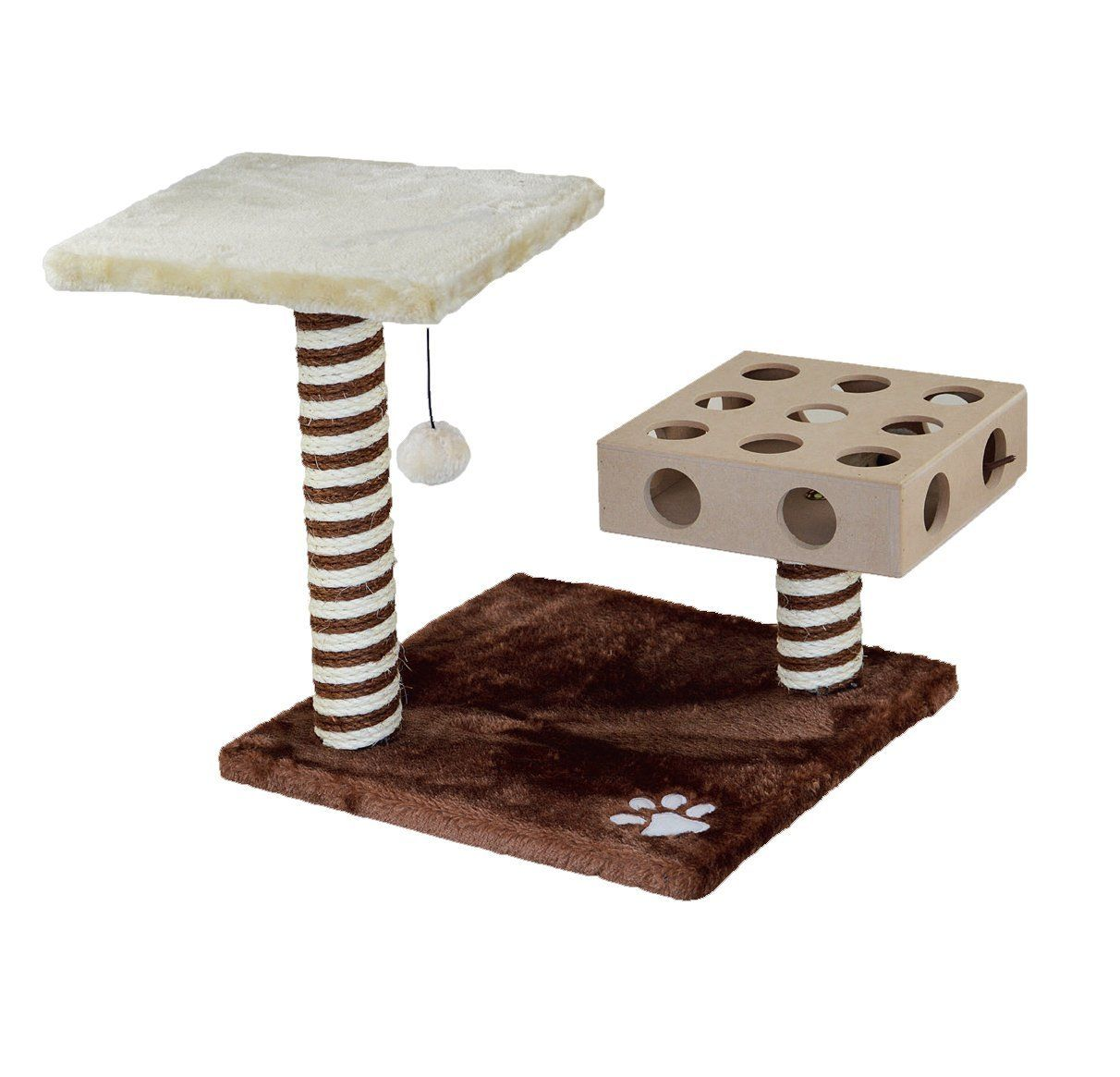 Imac Cat Scratcher 15 X 15 X 16 Inch You Can Check Out This Great Product This Is An Affiliate Link And I Rec Cat Scratcher Cat Activity Cat Food Storage