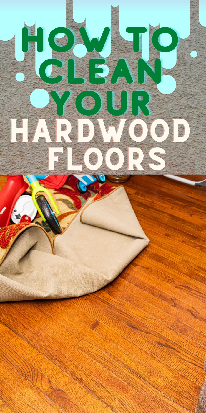The Only Way You Should Clean Your Hardwood Floors To Gloss Them Up In 2020 Easy Cleaning Hacks Household Cleaning Tips Cleaning