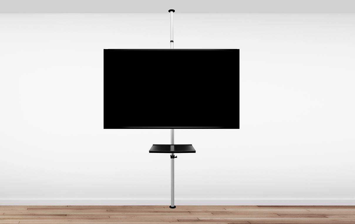 Support Tv Sur Pied Potorose Deco Pinterest D Co # Meuble Et Support Tv