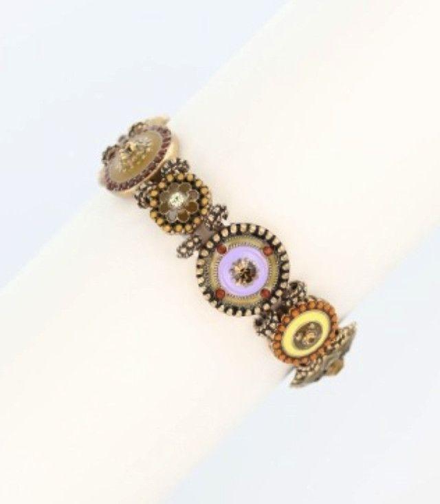 Vintage Circle Bracelet – Jewlz From Lineve