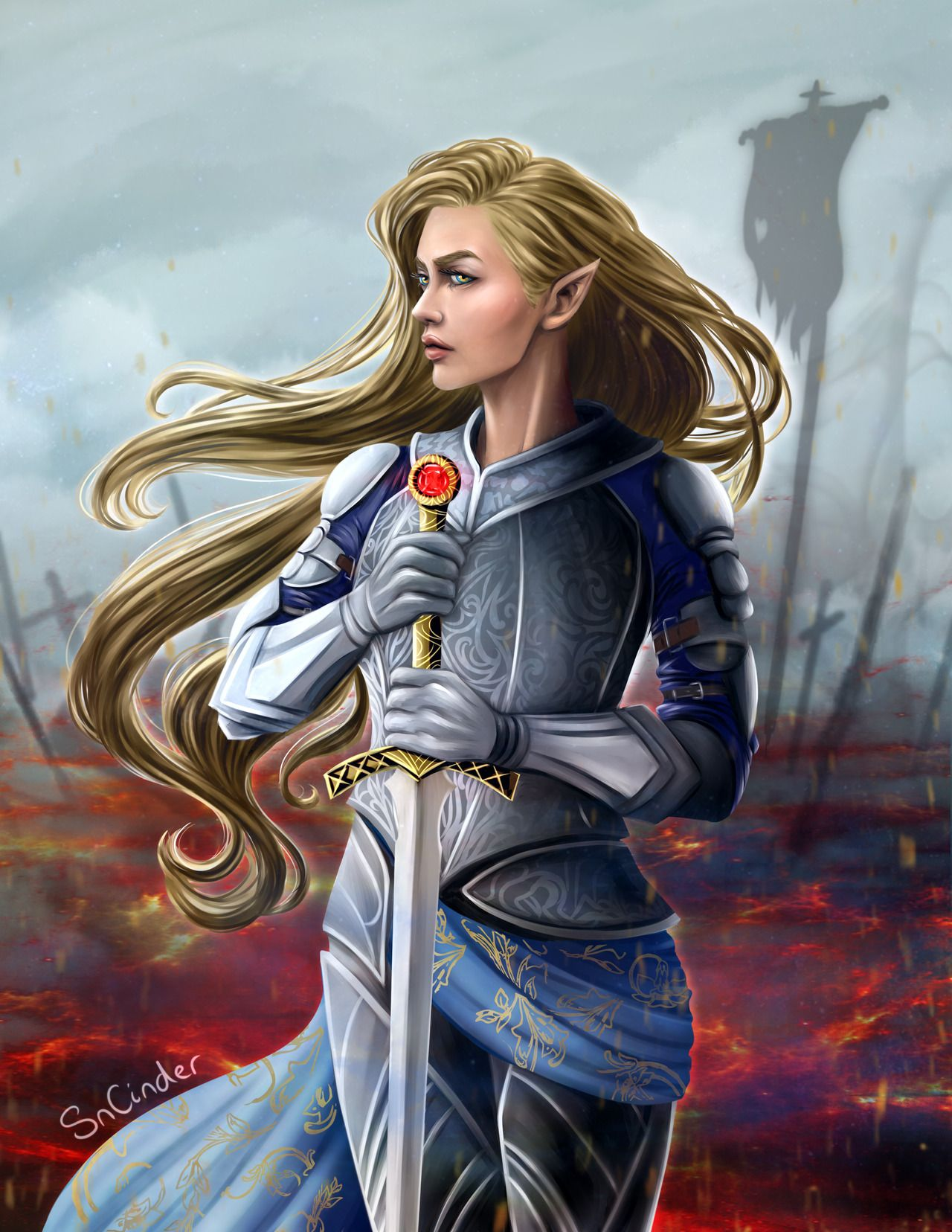 """sncinder: """"Aelin Ashryver Galathynius Good luck for the KOA release  tomorrow everyone! This is pro… 