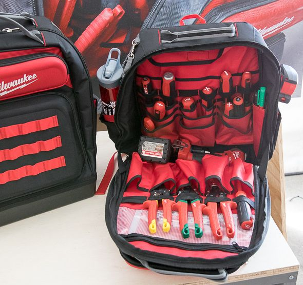 699bca22d2d9 Milwaukee Ultimate Tool Backpack