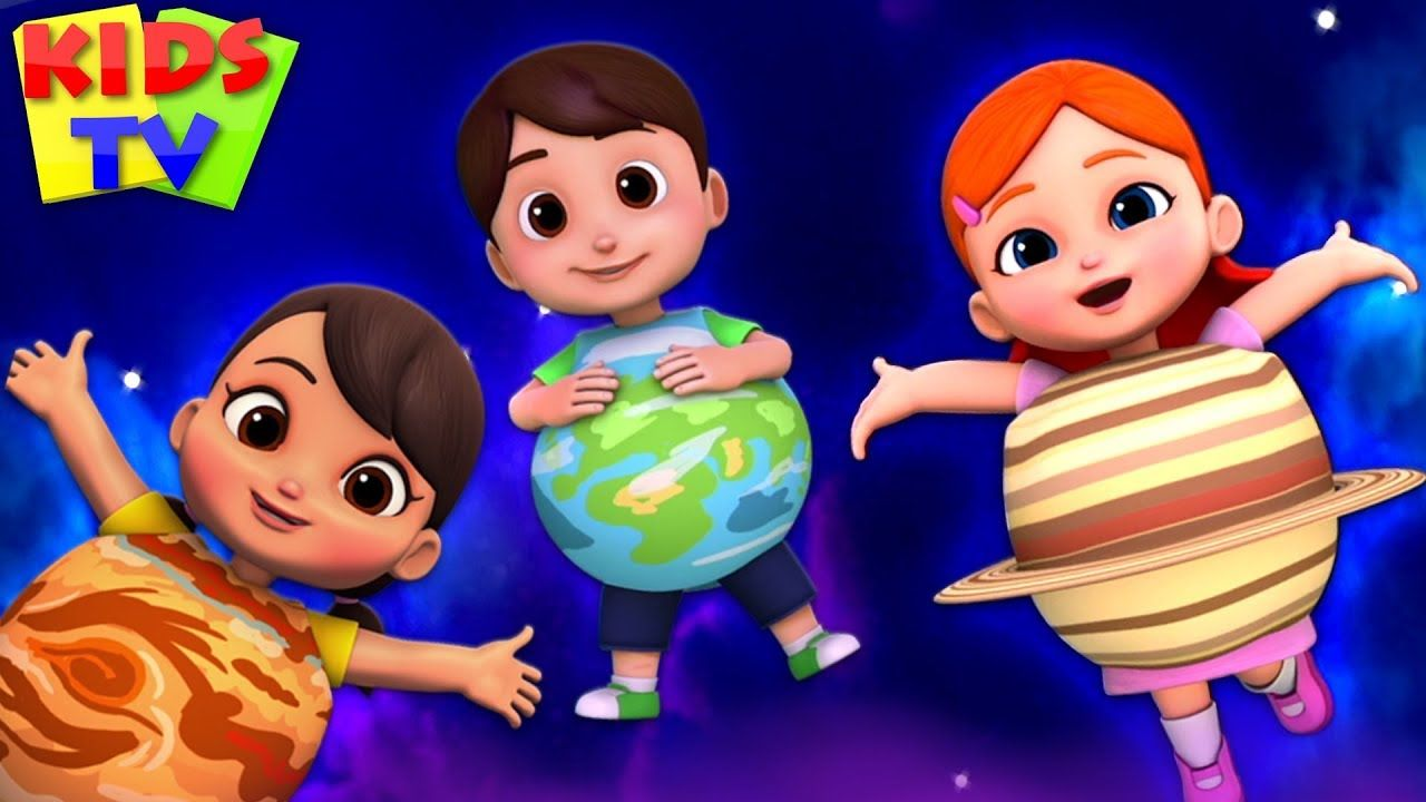 Planets Song Boom Buddies Baby Songs Nursery Rhymes Cartoon Videos For Toddlers In 2020 Baby Songs Planet Song Nursery Rhymes