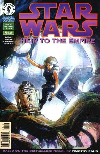 Star Wars : Heir to the Empire comic