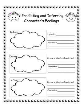 Predicting And Inferring Character S Feelings