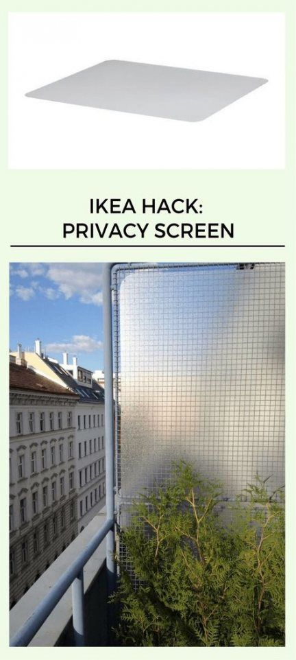 Apartment balcony privacy screen living walls 38+ Ideas #balconyprivacy