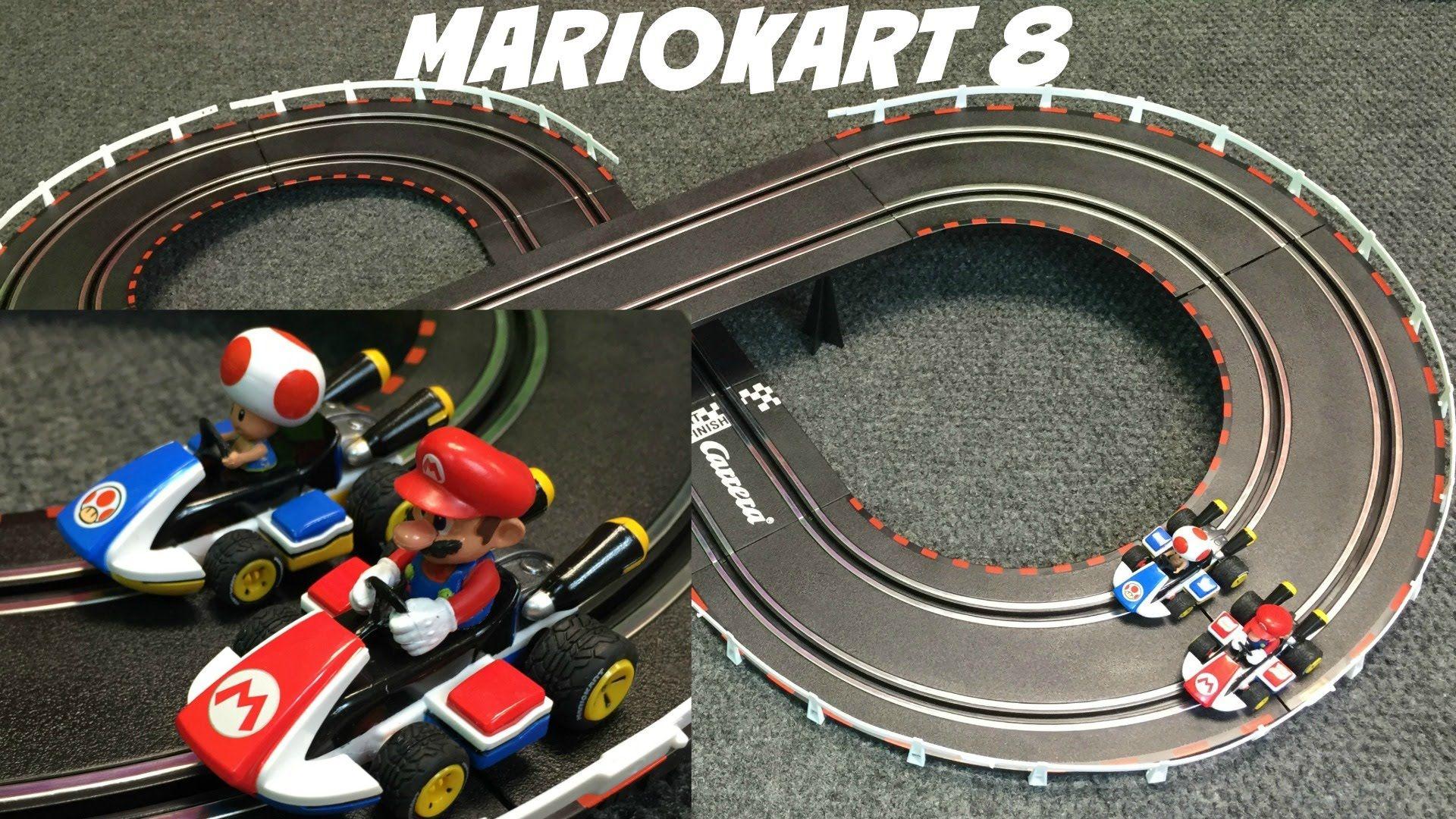 Carrera Mario Kart 8 Infinity Slot Car Racing Set Nintendo Slot Car Racing Sets Slot Car Racing Slot Cars