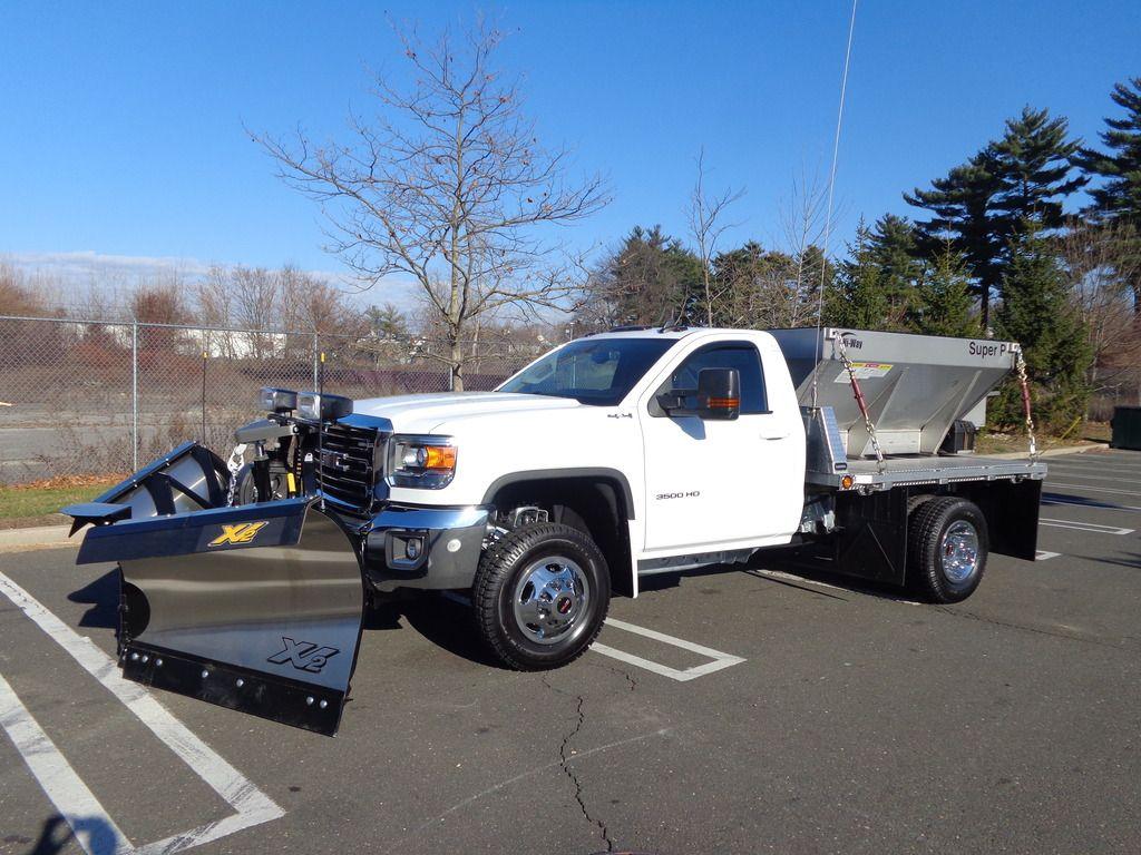 Post Your 15 16 Gm Plow Trucks Here Plow Truck Snow Plow Truck
