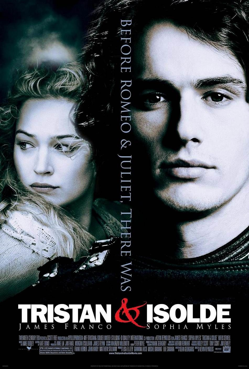 Tristan + Isolde (2006) by Kevin Reynolds 2006 Movie