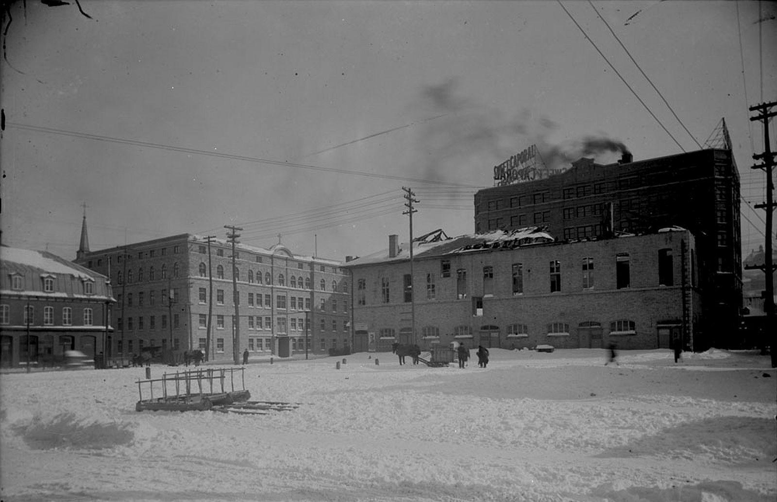 Place Jacques Cartier 1911
