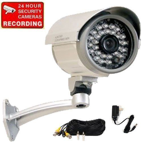 Videosecu Outdoor Built In 1 3 Sony Ccd Cctv Day Night Vision Security Camera Ir Infrared Outdoor Security Camera Security Camera Motion Sensor Lights Outdoor