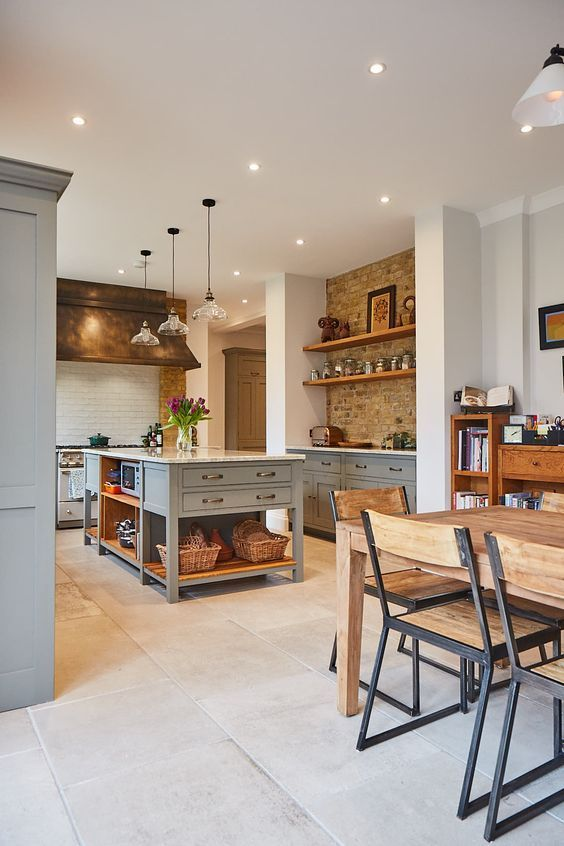 Photo of 53 Interior House Everyone Should Keep #kitchen #kitchendesign #rustickitchen #dreamkitchen