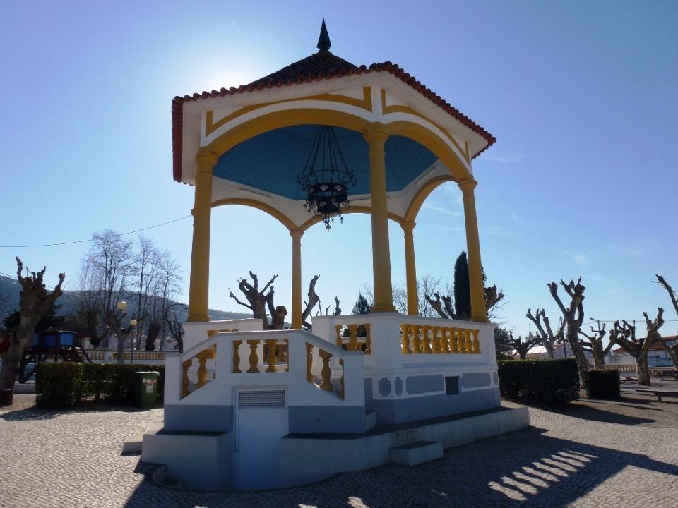 Reanimar os Coretos em Portugal: Lousã