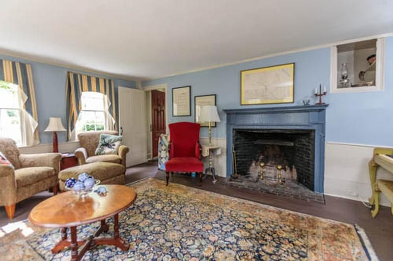 1776 Colonial For Sale in Needham, Massachusetts - OldHouses