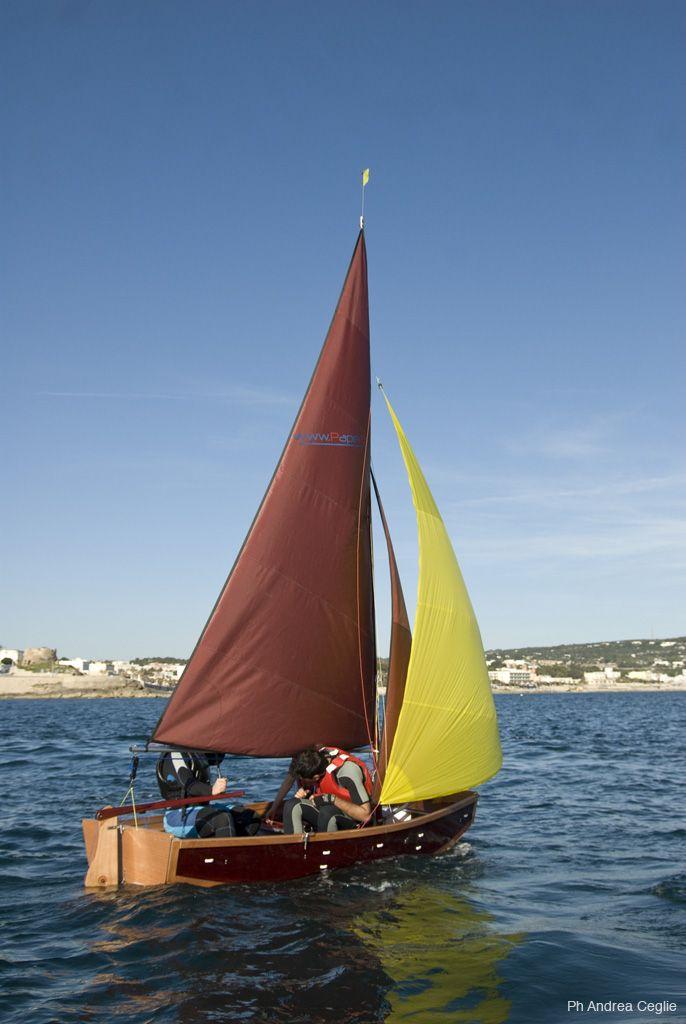 Paper8 Barca Pieghevole.Paper8 E Una Barca Pieghevole Che Coniuga Facilita Di